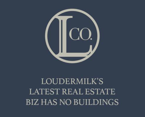 October 10-16, 2014 | Loudermilk's latest real estate biz has no buildings | The Loudermilk Companies
