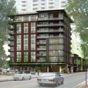 December 5, 2014 | Work set to begin on Seventh Midtown condo building | The Loudermilk Companies