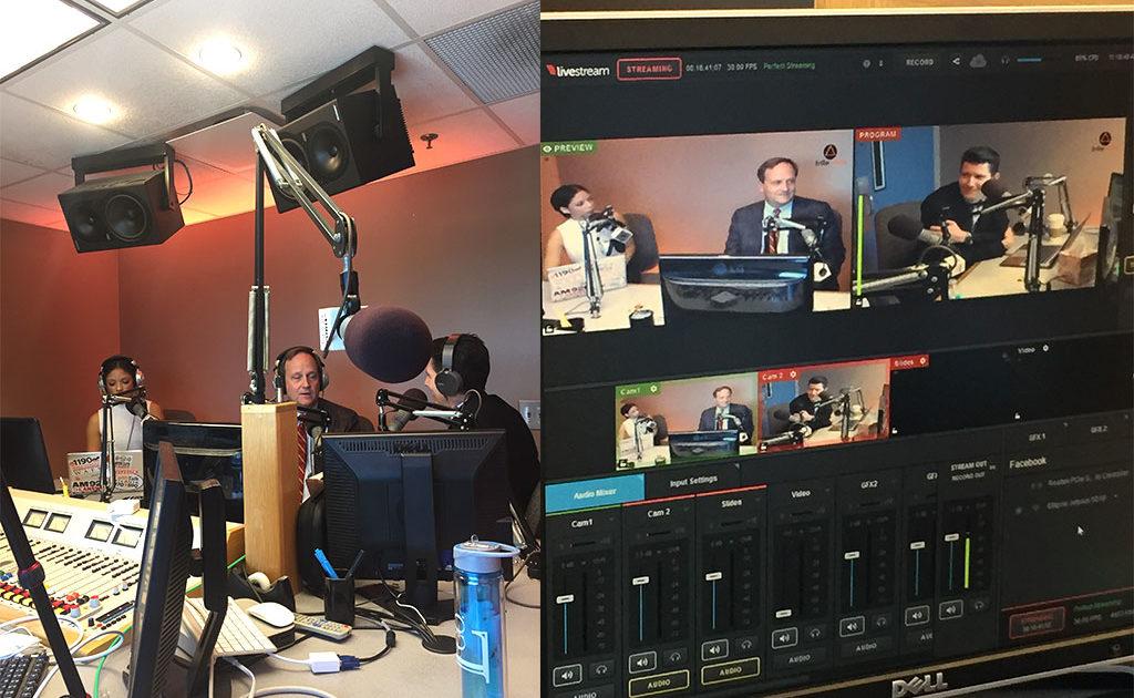 October 10, 2016   The Eric Holtzclaw Show talk with Robin Loudermilk   The Loudermilk Companies